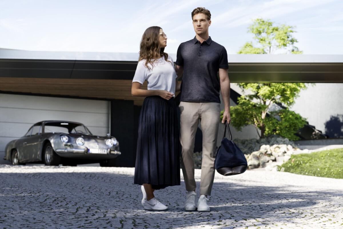 Pierre Cardin - Mode Sommer 2021 - Göke Haus der Moden - Bad Driburg
